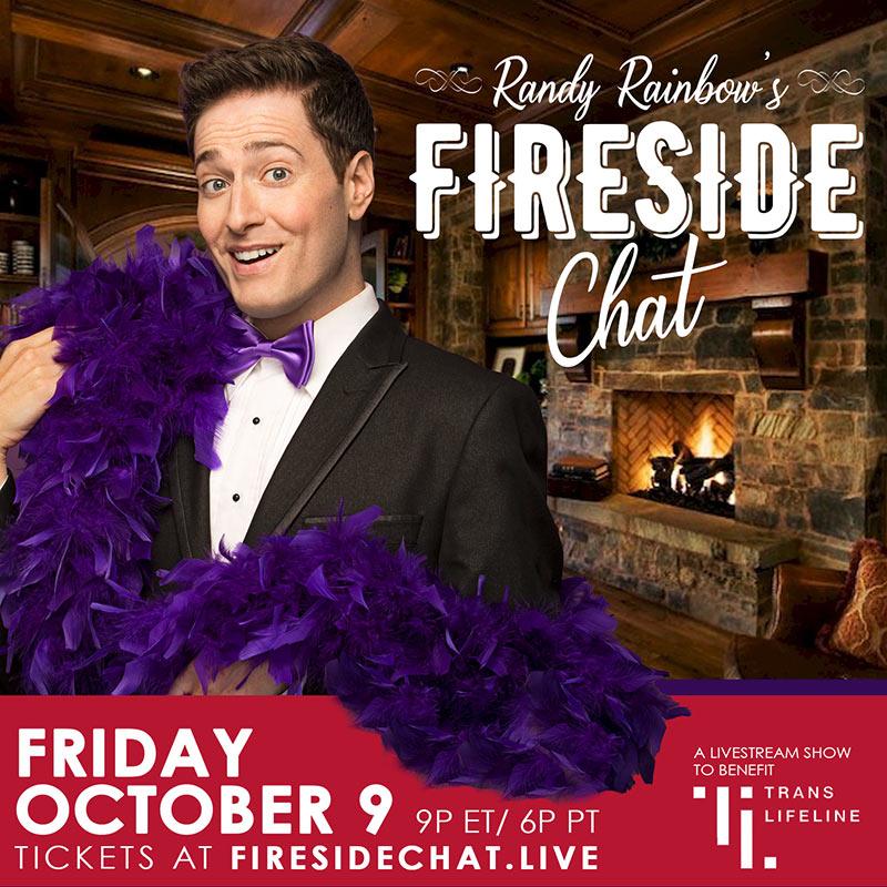 Randy Rainbow Fireside Chat
