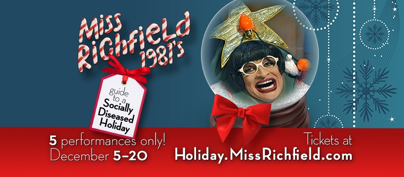 Miss Richfield 1981s Guide To A Socially Diseased Holiday