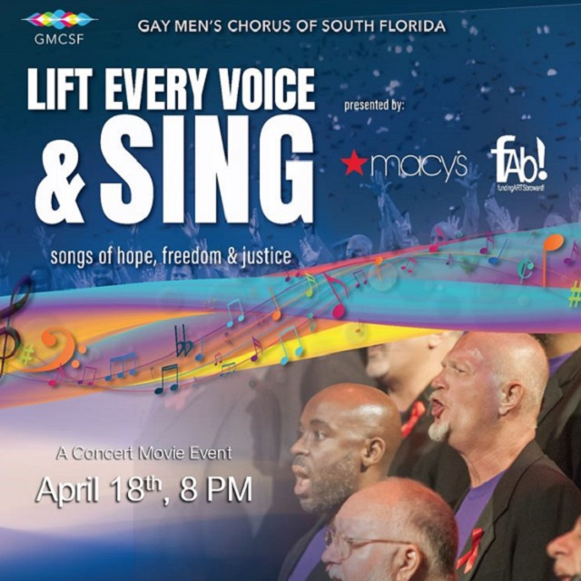 GMCSF Presents Lift Every Voice & Sing